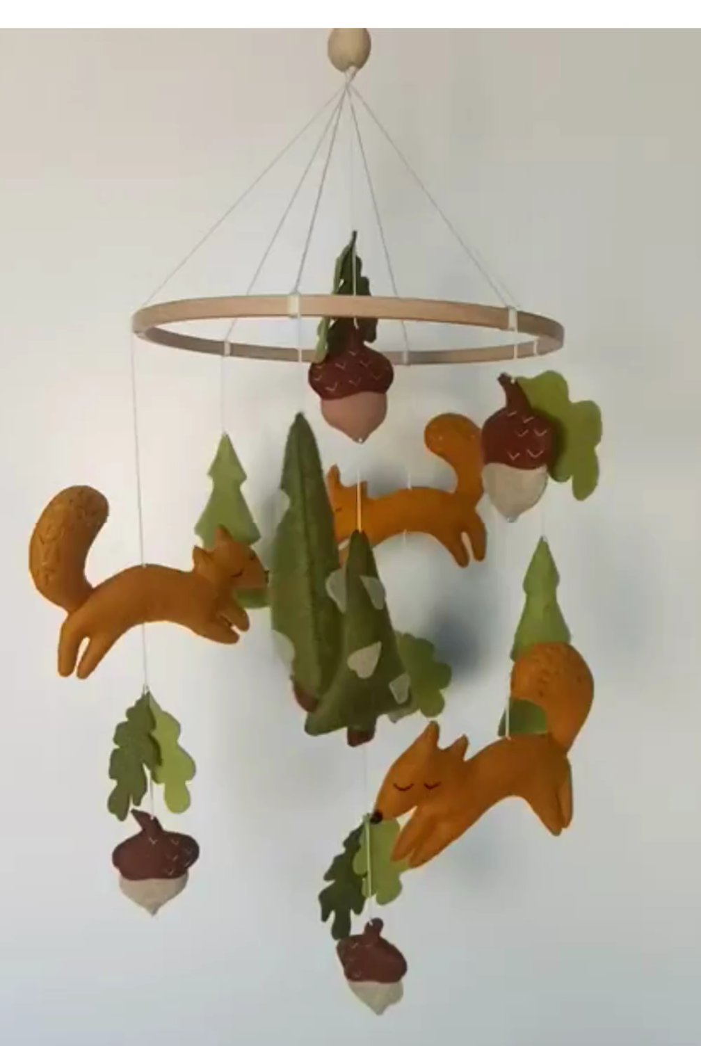 24 Best felt baby mobile templates for July 2020