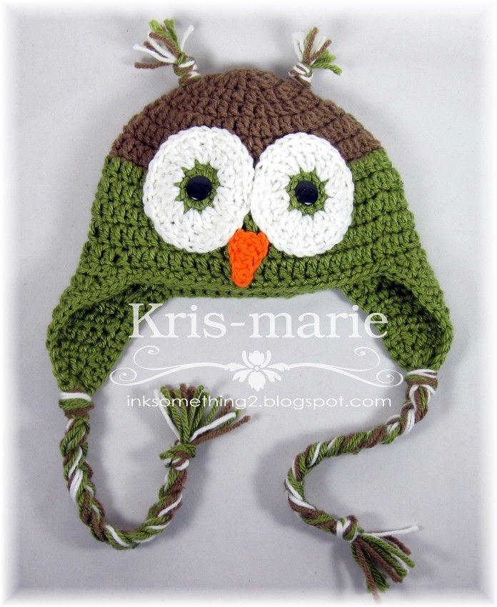 The Crafting Secretary Crochet Owl Hats Free Pattern Hobby