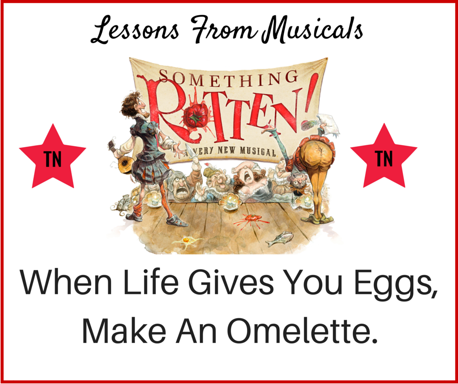 Lessons From Musicals | Theater stuff ( but mostly Hamilton