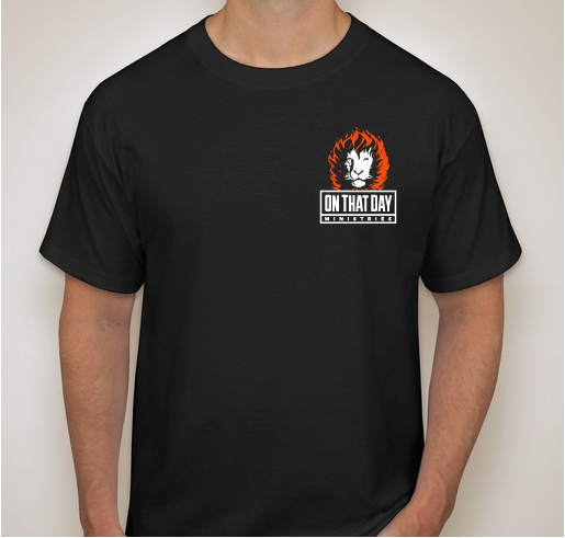 Lions of Israel, We Are the Scary Ones Fundraiser - unisex shirt design - front