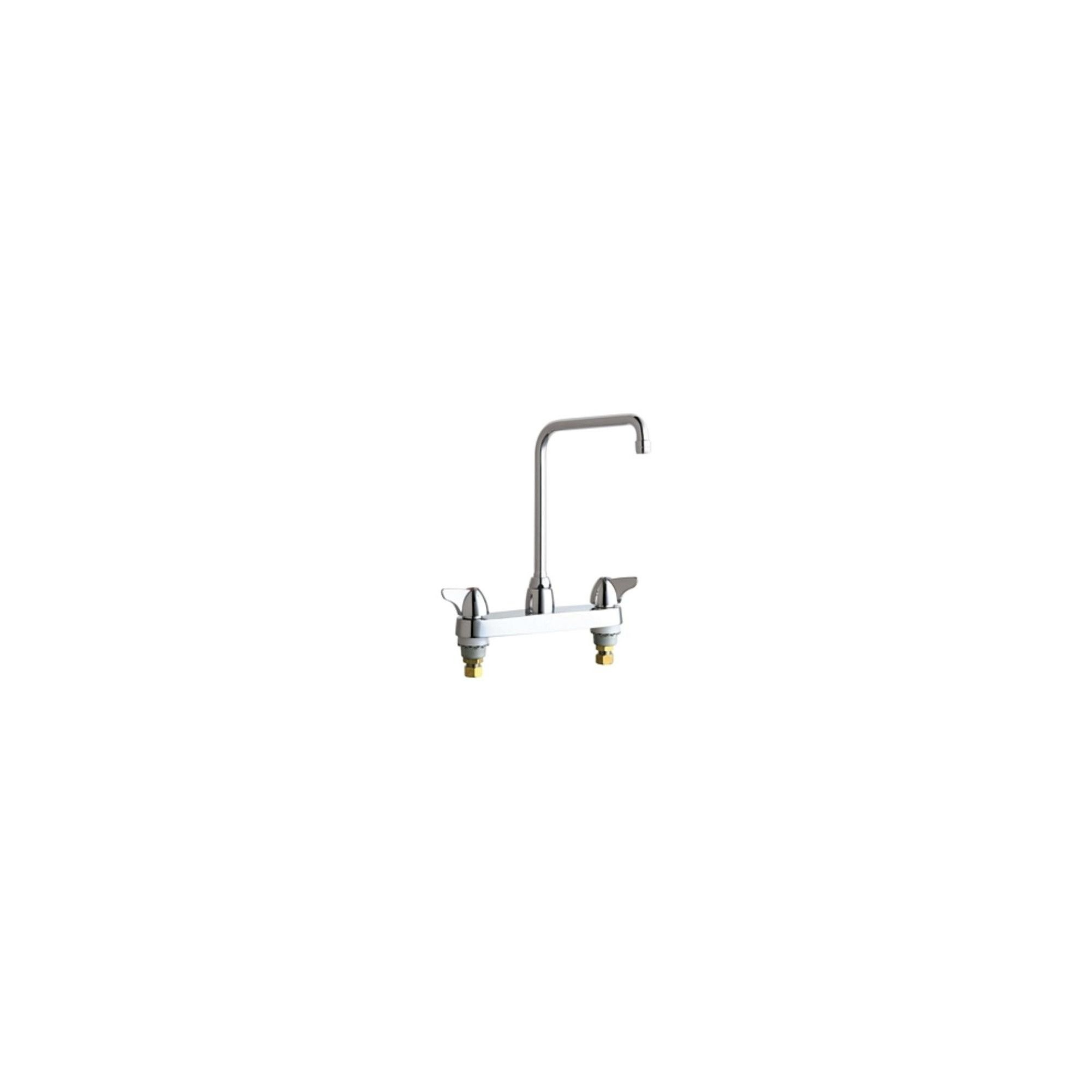 Chicago Faucets 1100 Ha8ab Commercial Grade High Arch
