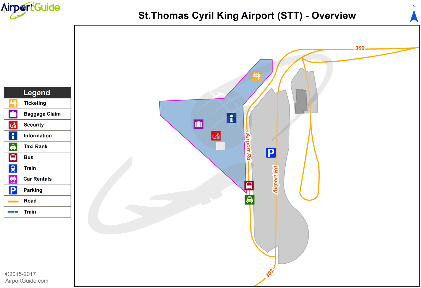 Pin on Airport Terminal Maps - AirportGuide.com