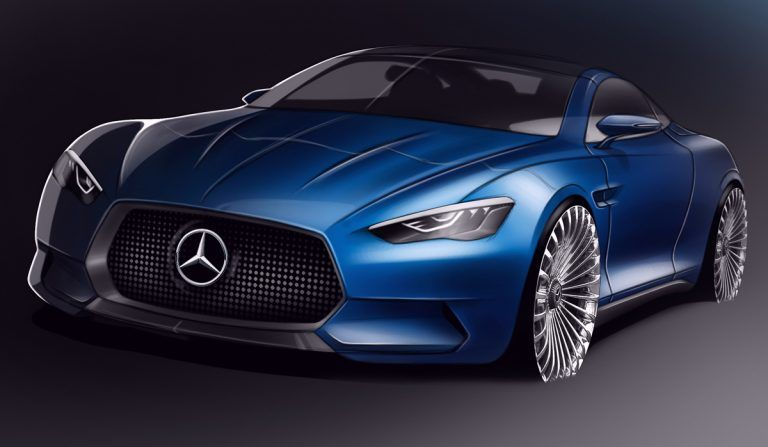 Next Mercedes Benz Sl To Be A Real Wow Car Ceo Says Carscoops Mercedes Benz Benz Mercedes Benz Sports Car