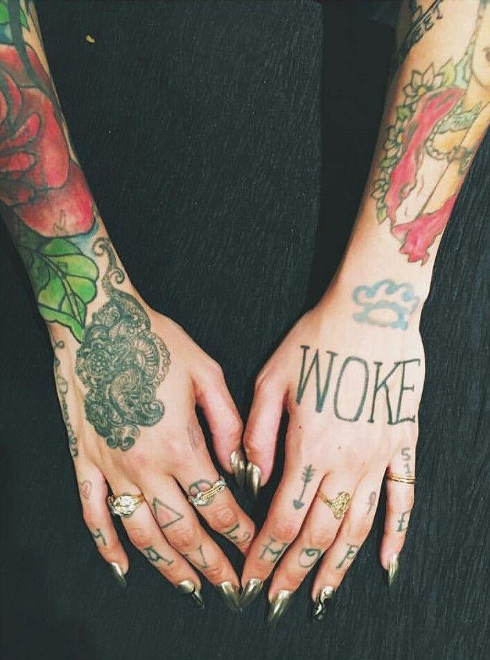 b8398b764 Kehlani hand tattoos, acssesories and nails - 2016 | ✧K e h l a n i ...