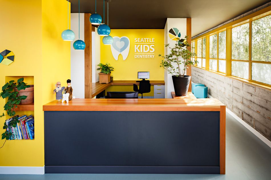urban seattle kids dentistry jessica helgerson interior design