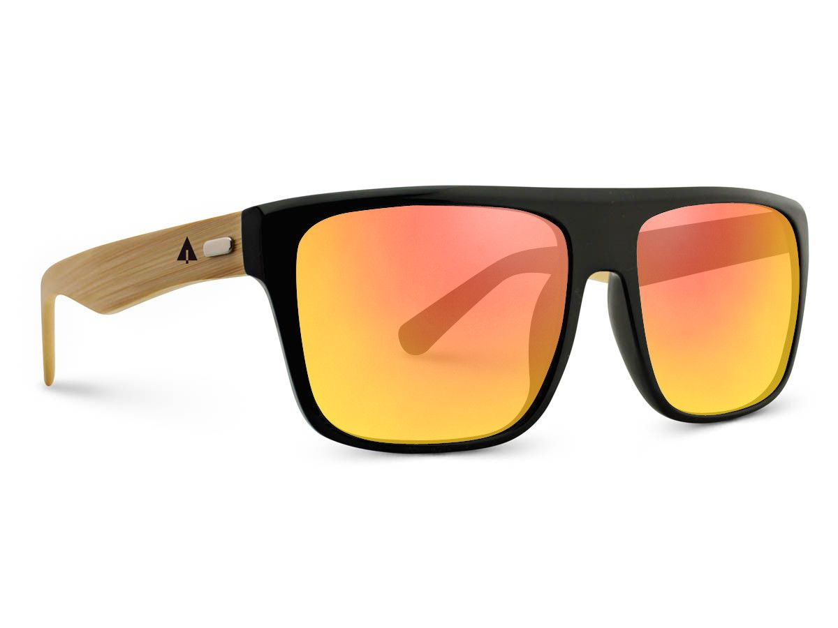 #Treehut Co. wood sunglasses with bamboo frame and personalized engraving. Great anniversary, birthday, or just-because gift for him (or her). :)