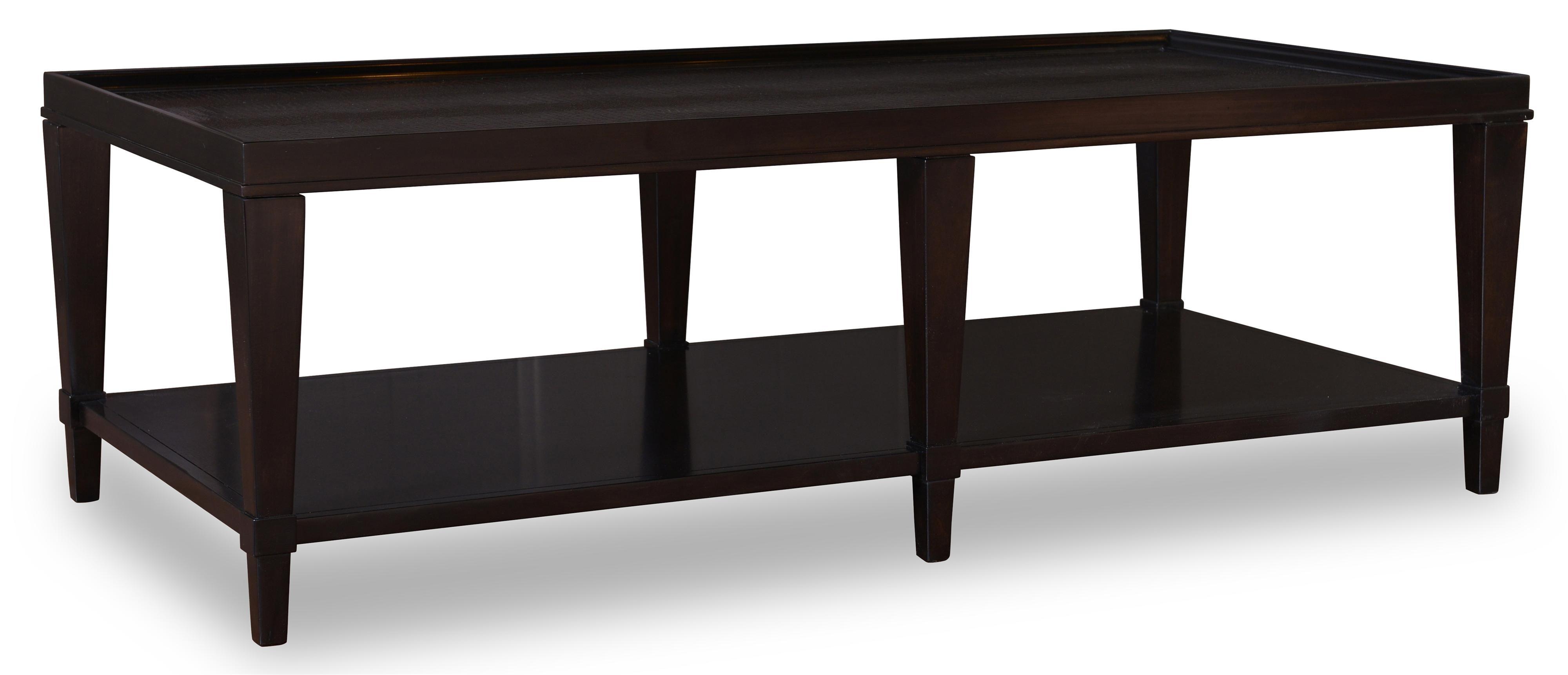 cosmopolitan rectangular cocktail table