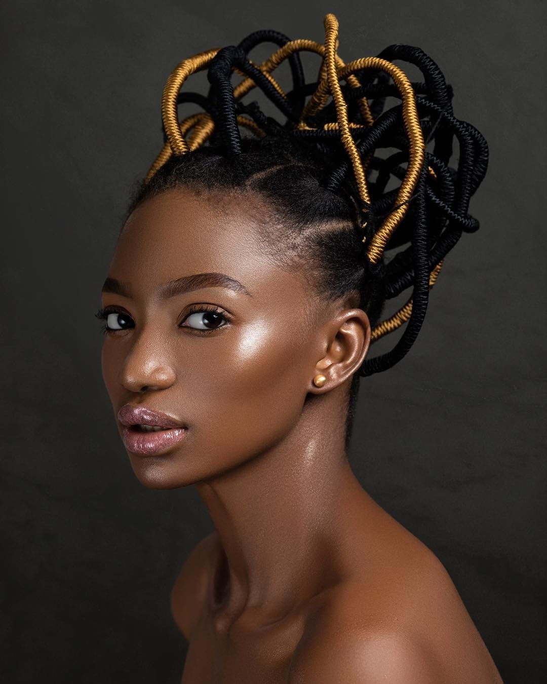Latest Spring hairstyles, makeup ideas for women -   13 spring hairstyles For Black Women ideas