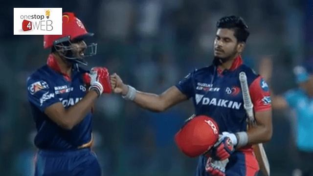 IPL 2018 M26 Captain Shreyas Iyer's blistering 93*(40