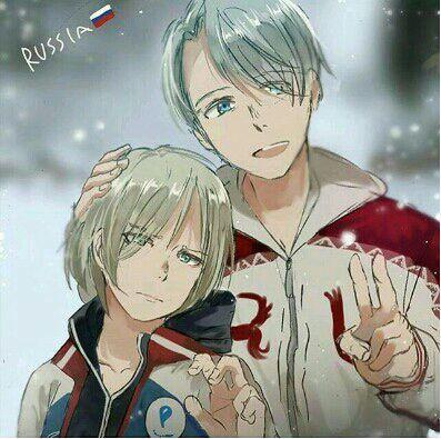 Yuri!!! On Ice //Whatsapp// - #7 (Yurio y Viktor)