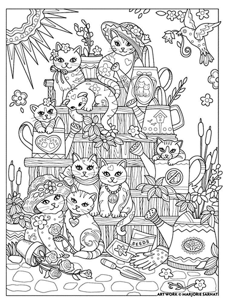 Marjorie Sarnat Creative Kittens Marjorie Sarnat