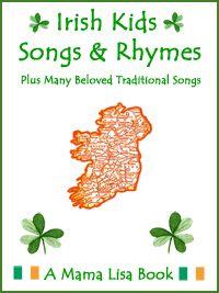Irish Kids Songs Rhymes