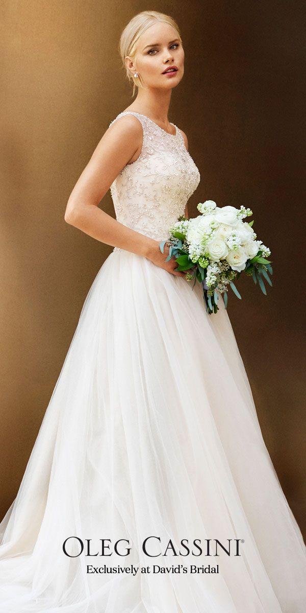 Brand new Oleg Cassini designer wedding dresses have arrived at ...