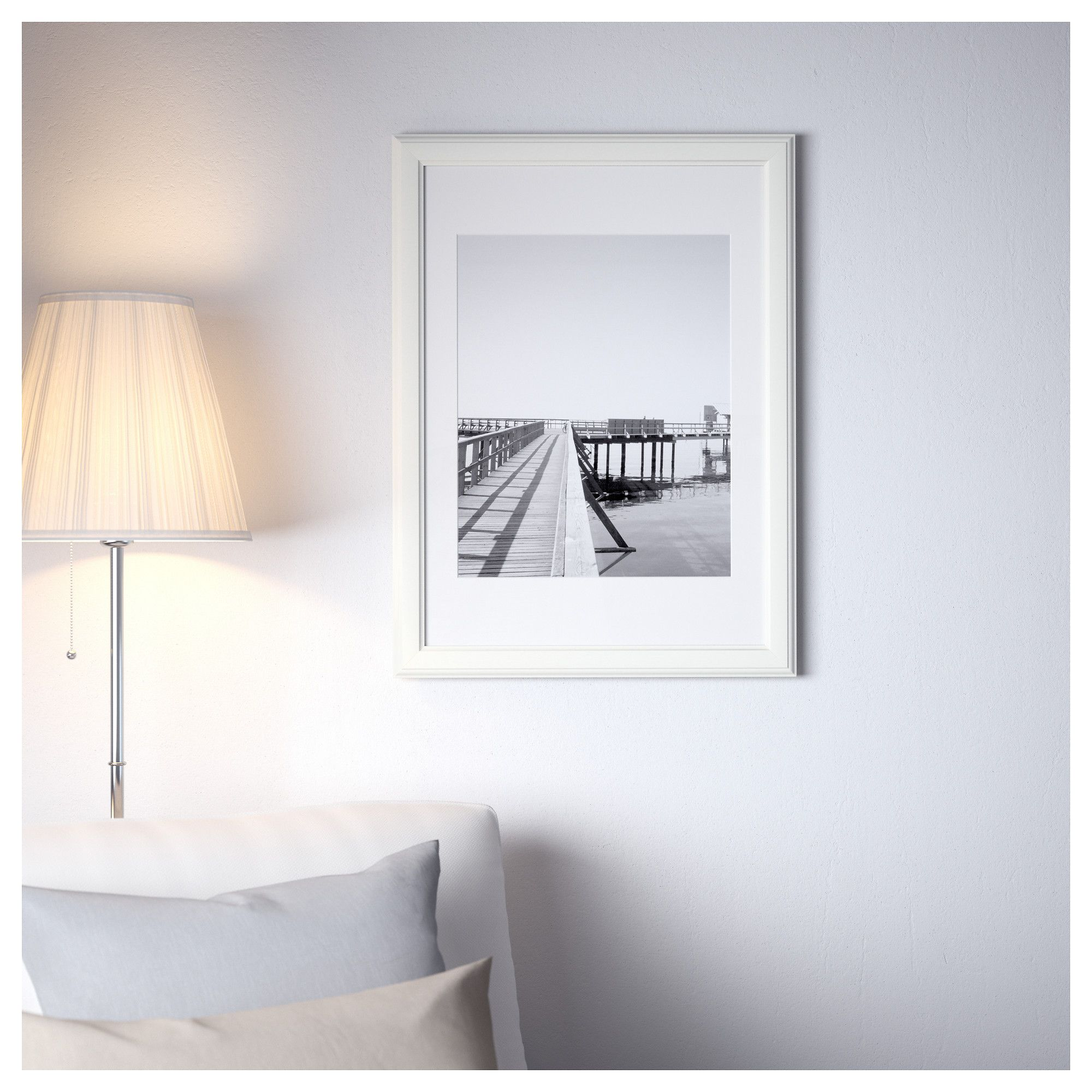 VIRSERUM Frame, white | Products | Pinterest | Frame, Ikea and Home