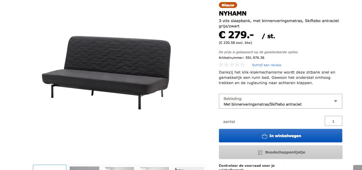 Mooie Zit Slaapbank.Nederland Cool Things To Build Ikea Shopping