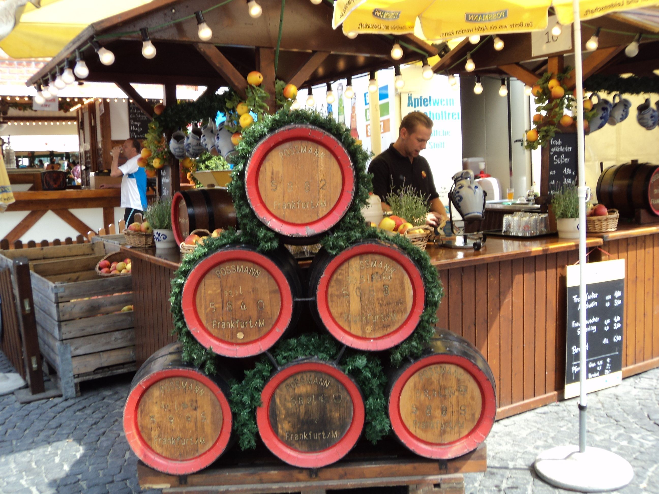Frankfurt äppelwoi