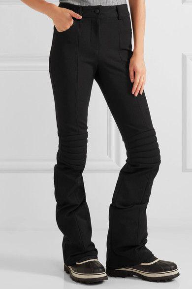 bc5a639105 Moncler Grenoble - Stretch-twill Ski Pants - Black - IT44