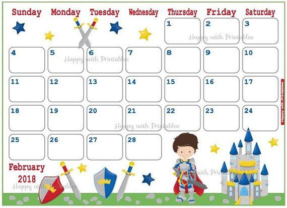Calendar Drawing For Kids : Calendar december christmas planner printable