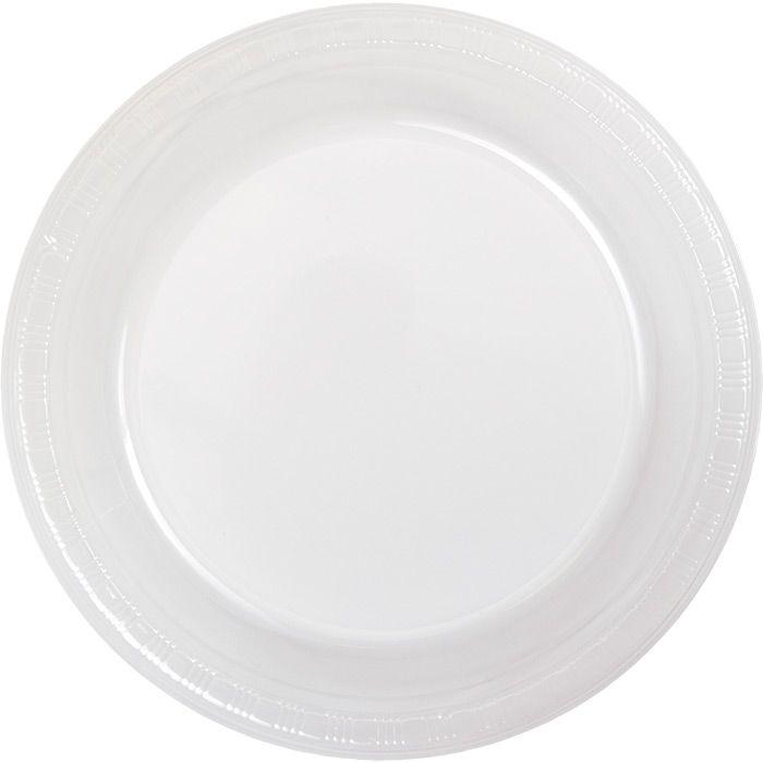 Clear Plastic Dessert Plates 240 Ct 50th Anniversary Clear Plastic Plates Plastic Plates Plates