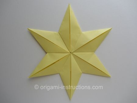 5 Point Star Origami - YouTube | 338x450