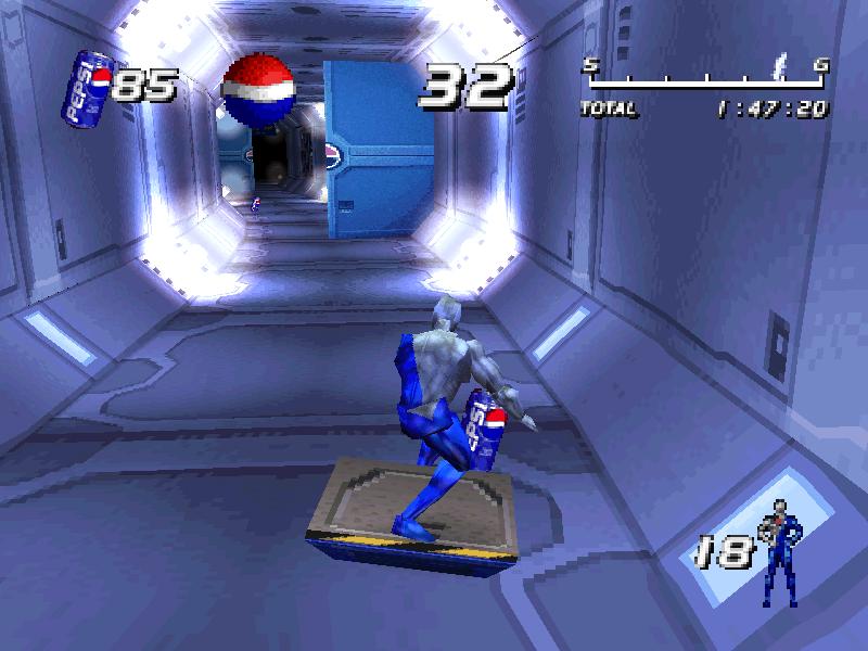 Pepsiman Portable Game Pc Rip Descarga Juegos Juegos Pc Juegos