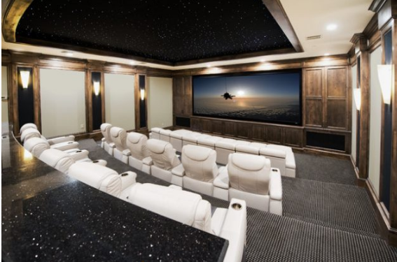 8 Extravagant Home Cinema Designs That Are Worth Seeing   HOME ... on residential homes, outlandish homes, expensive homes, romantic homes, luxury homes, inefficient homes, strange homes, simple homes, fancy homes, ostentatious homes, pretentious homes, elegant homes, exceptional homes, pricey homes, lavish homes, exotic homes, inside million dollar homes, overly decorated homes, affluent homes, opulent homes,