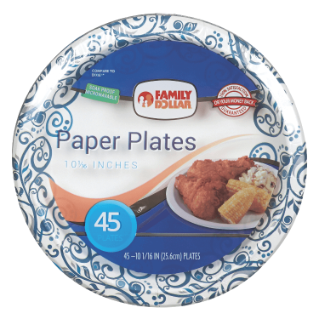 Family Dollar Print Paper Plates 45ct  sc 1 st  Pinterest & Family Dollar Print Paper Plates 45ct | family dollar | Pinterest