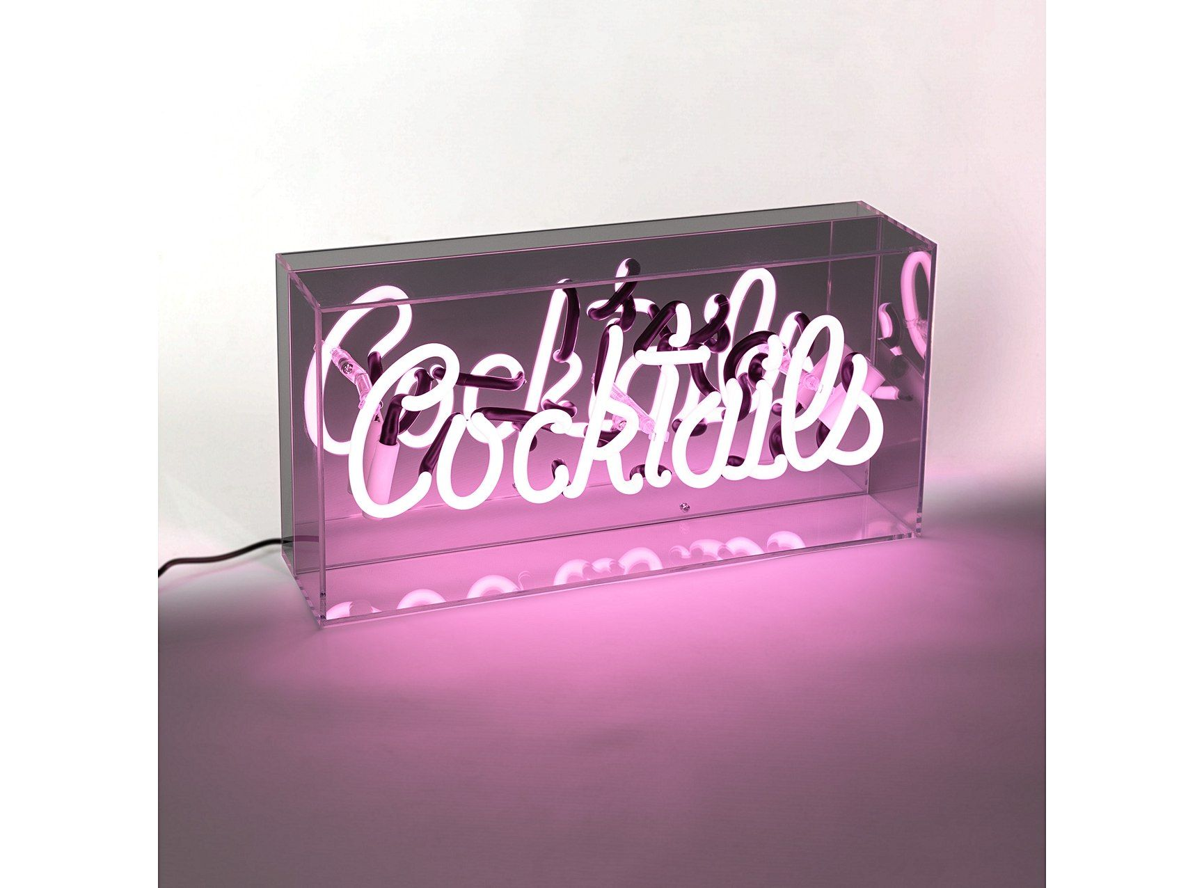 Cocktails Neon Sign Neon signs, Neon, Wedding signs