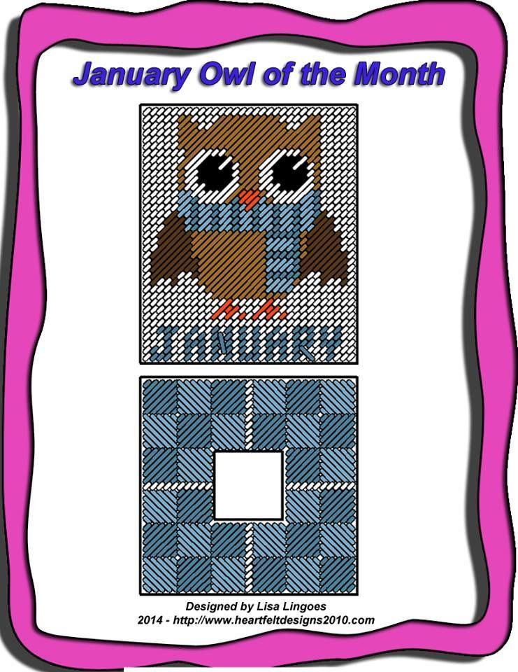 OWL OF MONTH JAN