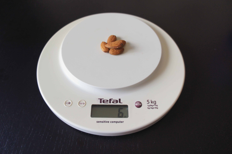 миндаль для похудения калорийность
