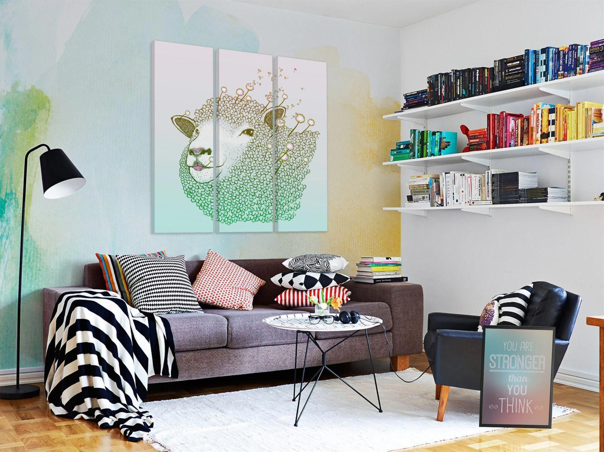 Cheap Sheep Living Room Contemporary 365 Day Money Back Guarantee Consulting On T Scandinavian Design Living Room Living Room Scandinavian Living Decor