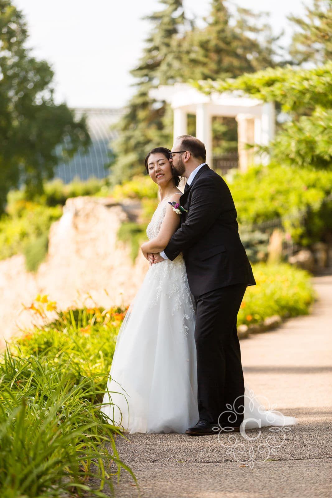 Como Conservatory Sunken Garden Wedding Photos Wedding