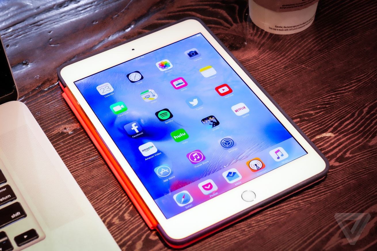 Apple reportedly targeting 2019 for iPad Mini update and