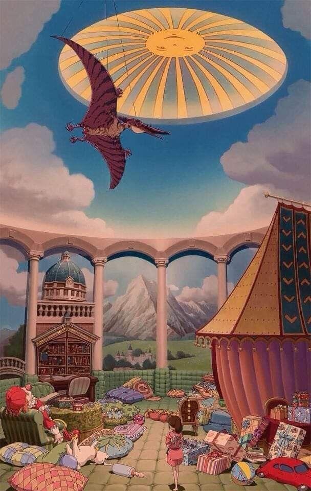 Best Spirited Away Bedroom Ghibli Studio Ghibli Spirited Away 640 x 480