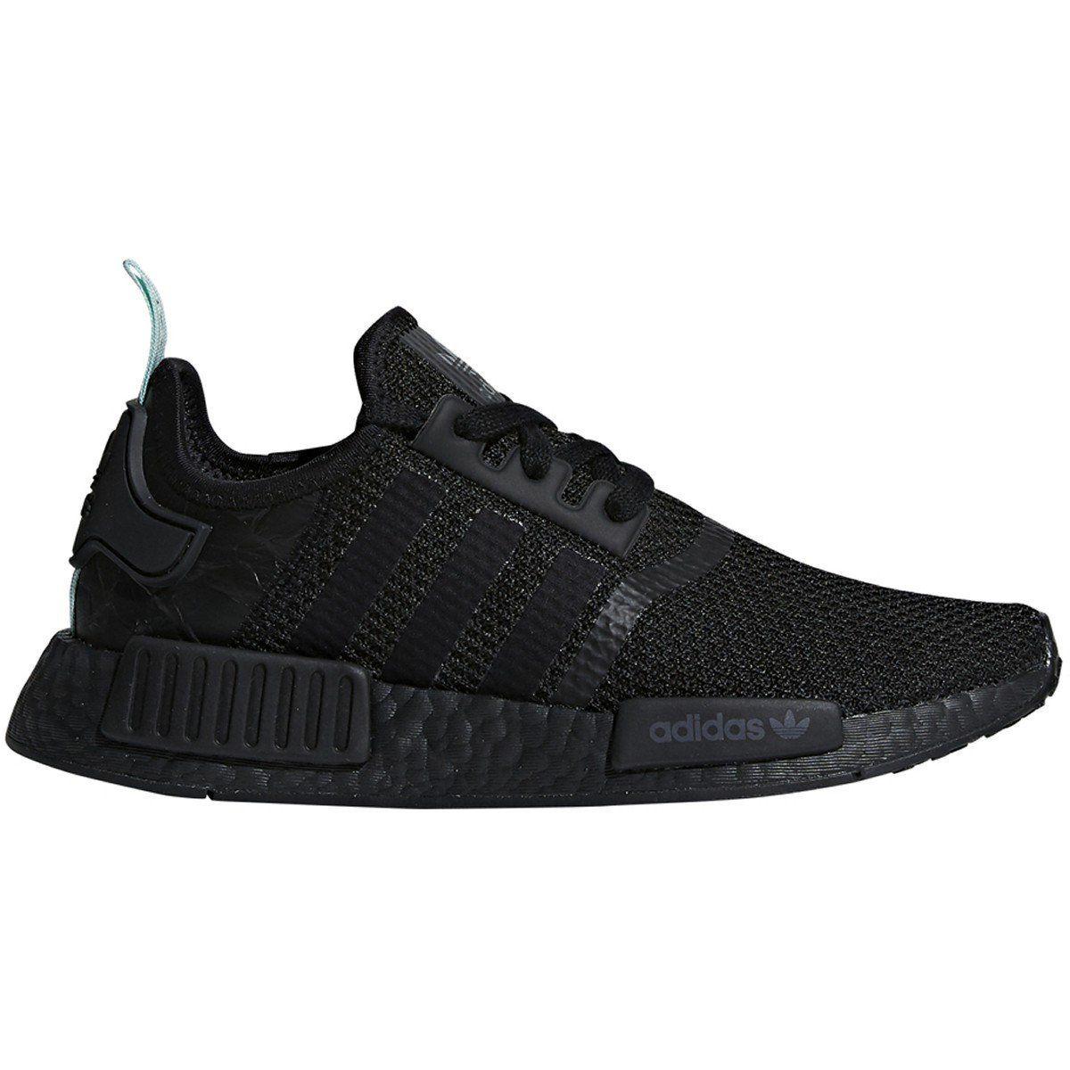 adidas women's nmd r1 black
