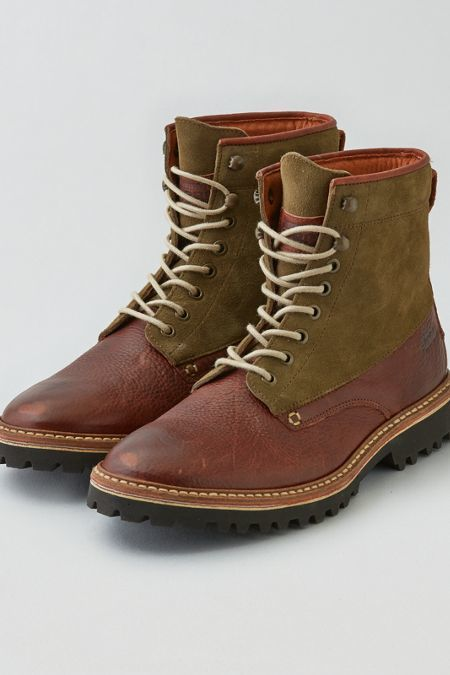 d60c7907f5e American Eagle Outfitters AEO Wolverine Tomas Plain Toe Hiker Boot ...