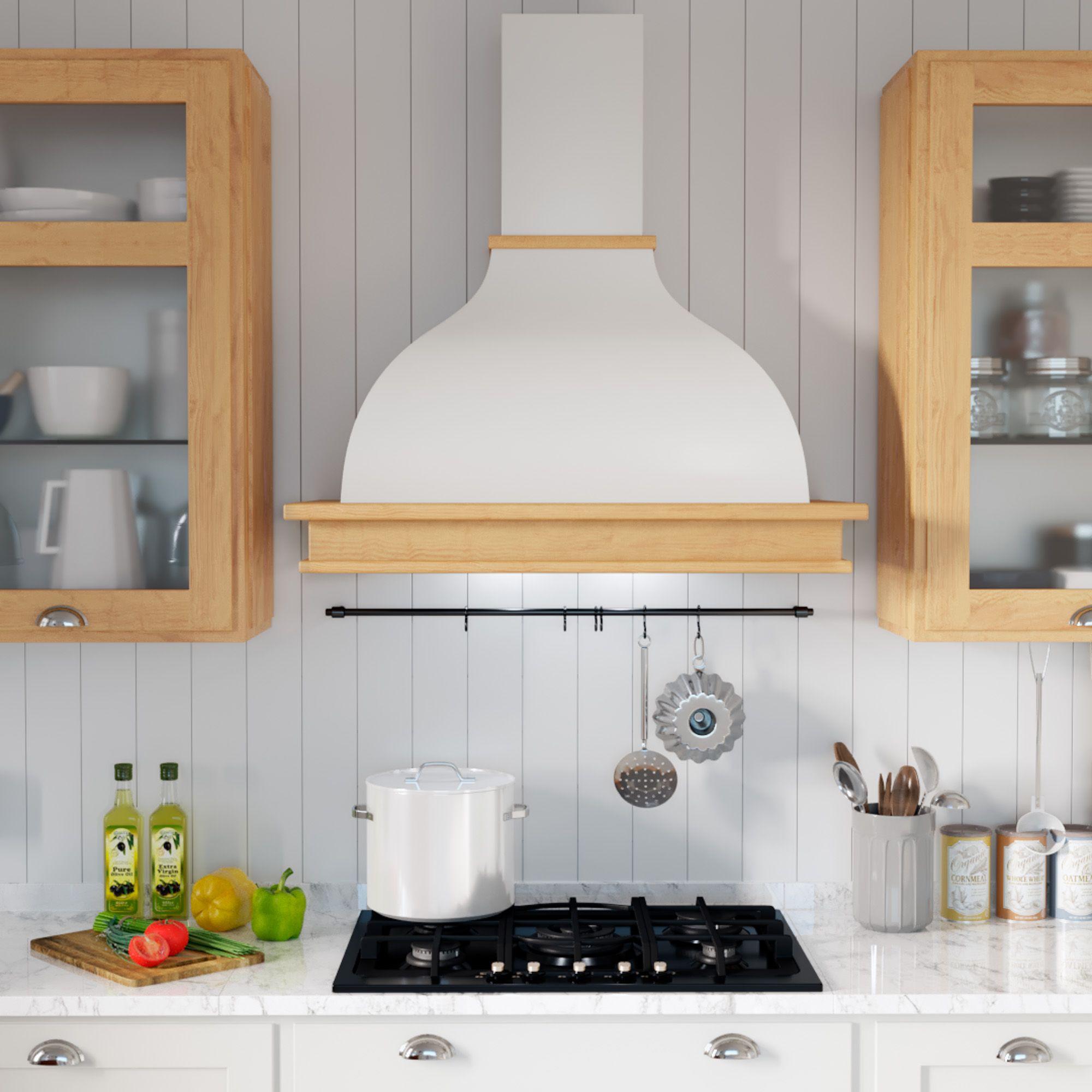 Futuro Futuro 36 Inch Massachusetts Wall Range Hood In 2020 Kitchen Design Kitchen Remodel Kitchen Hoods