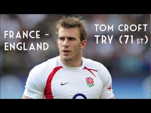 Blistering pace from Tom Croft as he scores in Paris