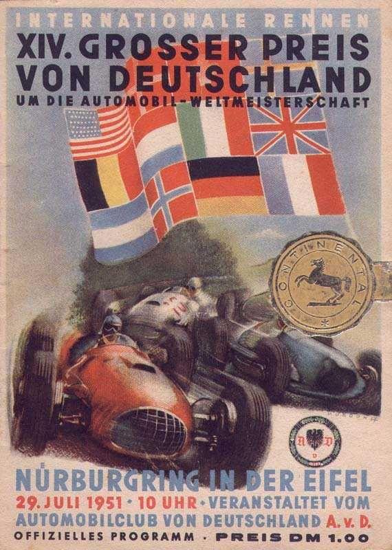 1951 German Grand Prix
