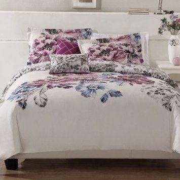 Evanescent Comforter Set Size: King