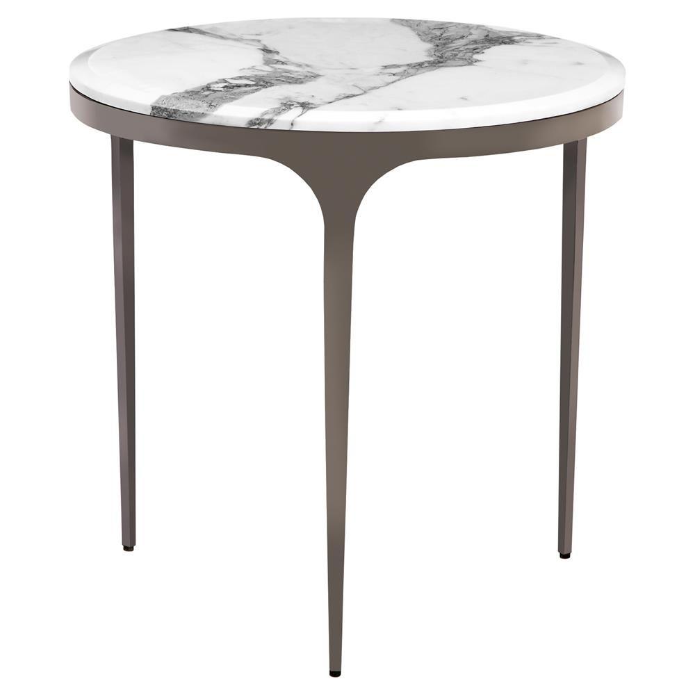 42+ White marble drum coffee table ideas
