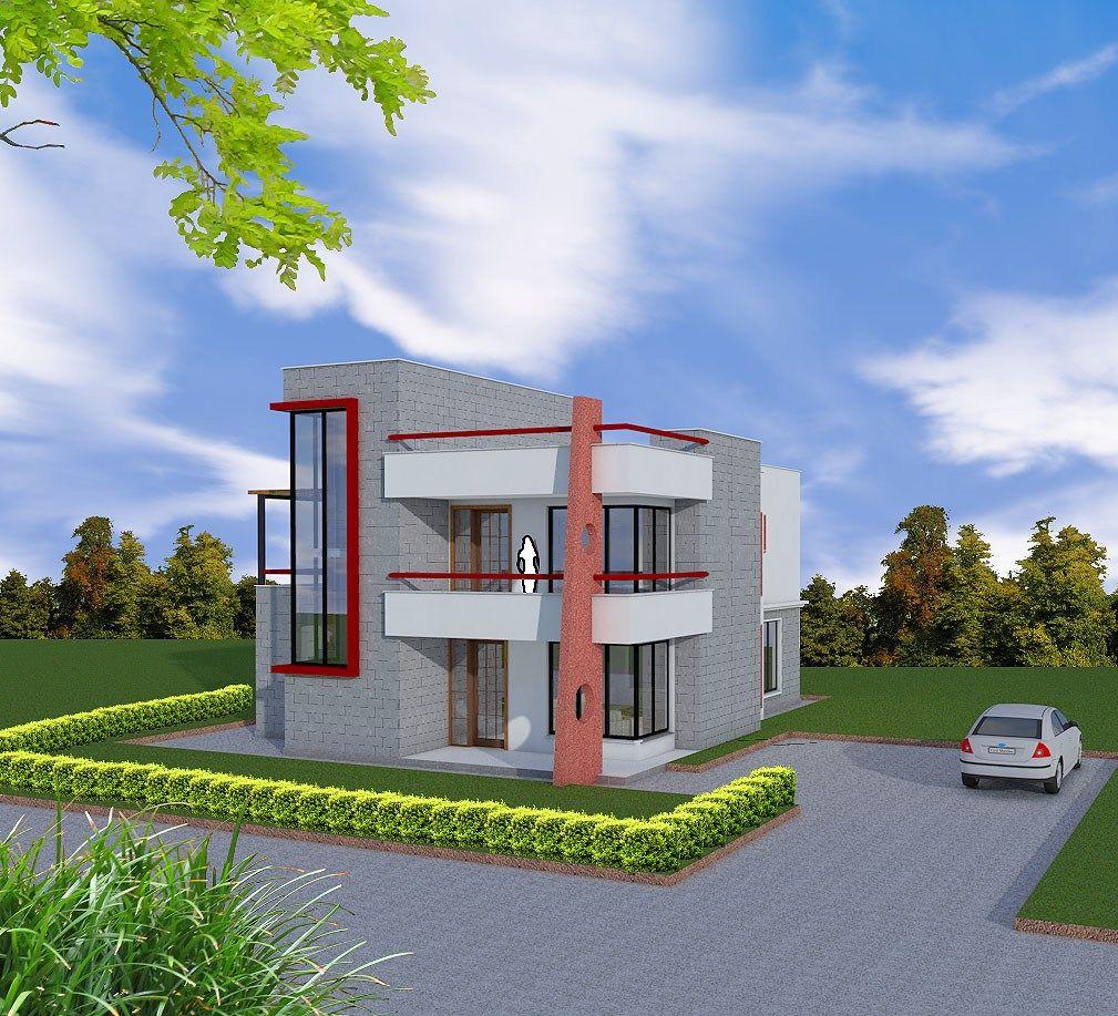 4 Bedroom Maisonette House Plan In 2020 House Plan Gallery House Plans Maisonette