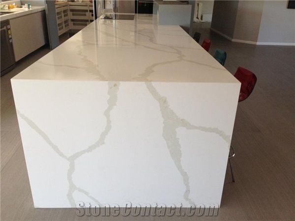 Bestone Calacatta White Man Made Marble