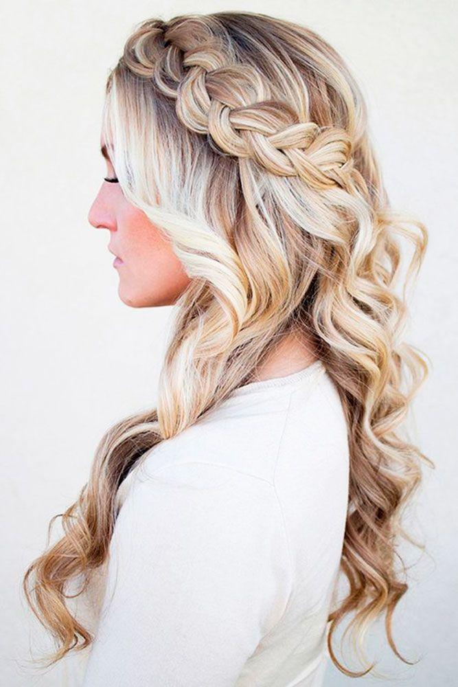 18 Greek Wedding Hairstyles For The Divine Brides Wedding