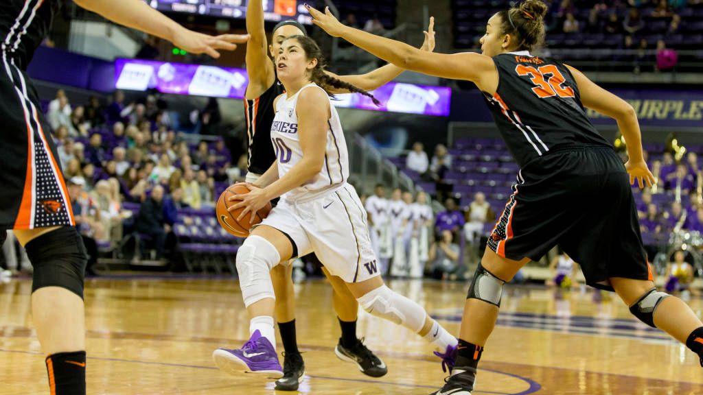 Women S Basketball News University Of Washington Official Athletics Site Basketball News Womens Basketball Washington Huskies