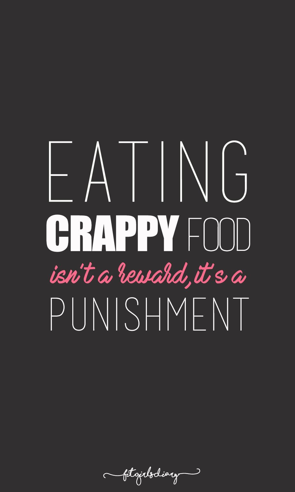 #motivational #inspiring #motivate #fitness #posters #healthy #quotes #girls #diary #free #you #eat...