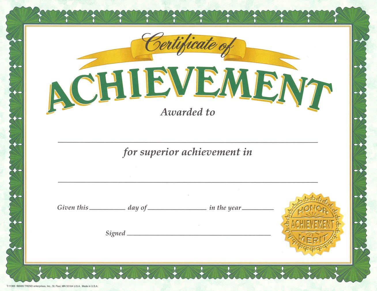 Sports Certificate Templates | Certificate Template Downloads in Free Student Certificate Templates - Atlantaauctionco.com