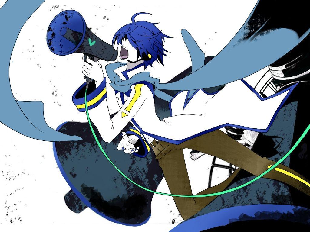 Love.is.War. Vocaloid, Anime, Kaito