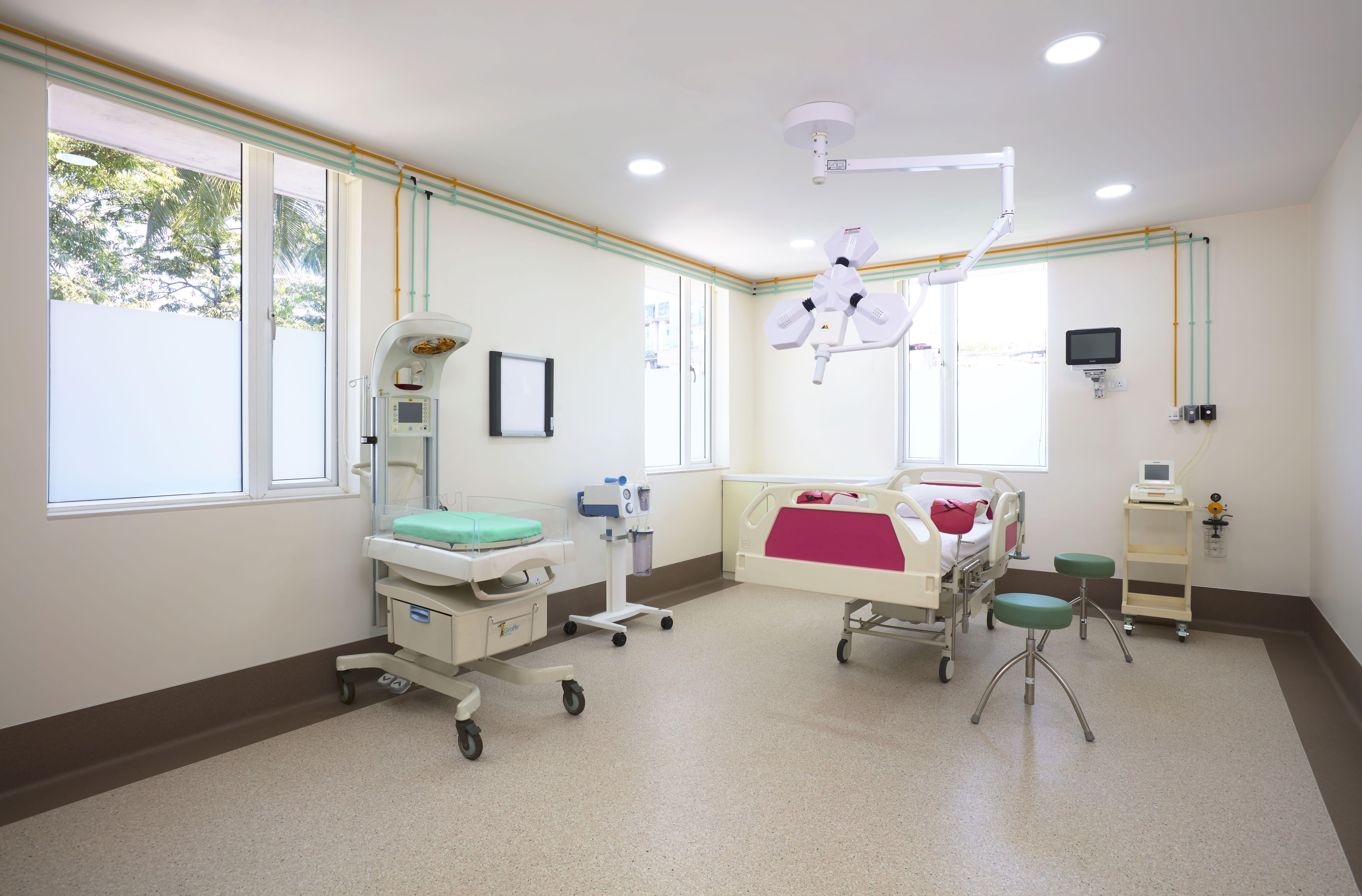 Birthing Centre Labour Room Hospital Interior Design Healthcare Interior Design Hospital Interior