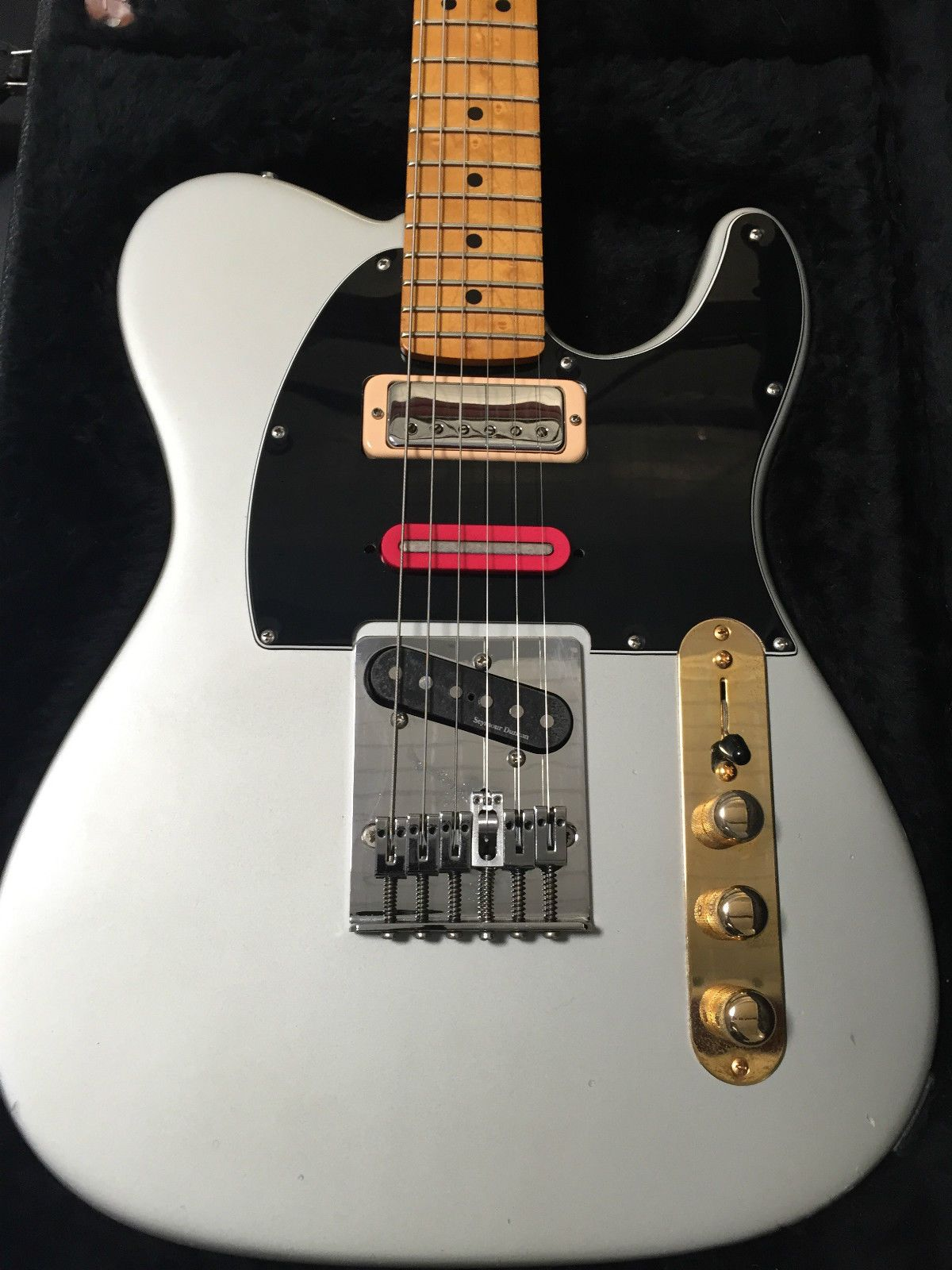 Valley Arts Brent Mason Telecaster Electric Guitar With